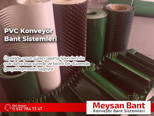 PVC Konveyör Bant Sistemleri